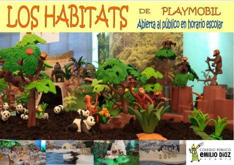 Los habitats emilio diaz